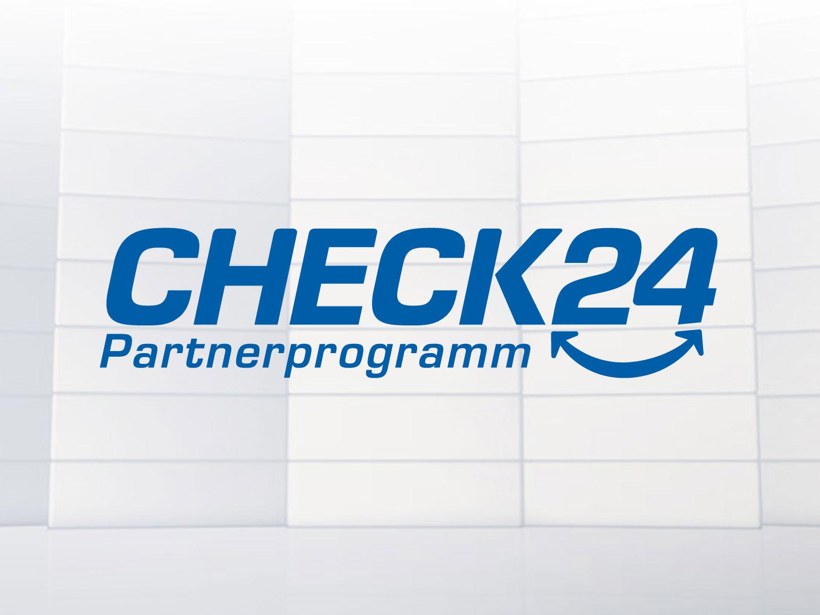 Check24 Registrieren